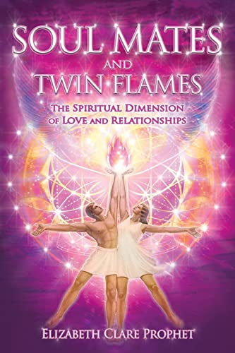 9780922729487: Soul Mates and Twin Flames (Pocket Guides to Practical Spirituality)