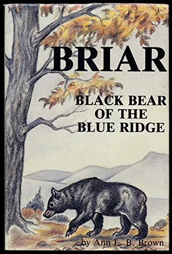 9780922780464: Briar: Black bear of the Blue Ridge