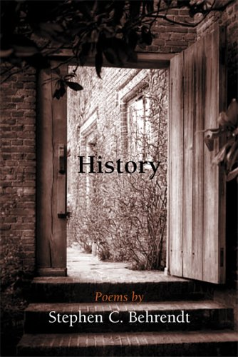 9780922811670: History: Poems