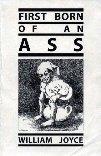 9780922820047: First Born of an Ass