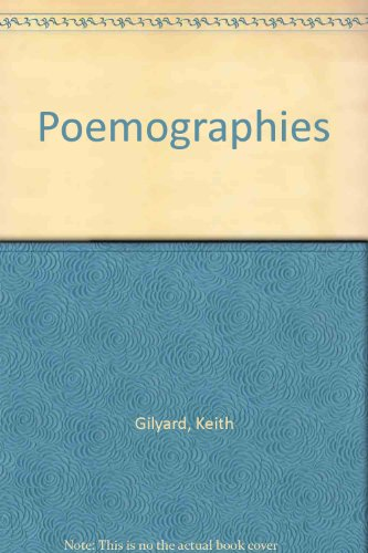 Poemographics [Signed]: Gilyard, Keith
