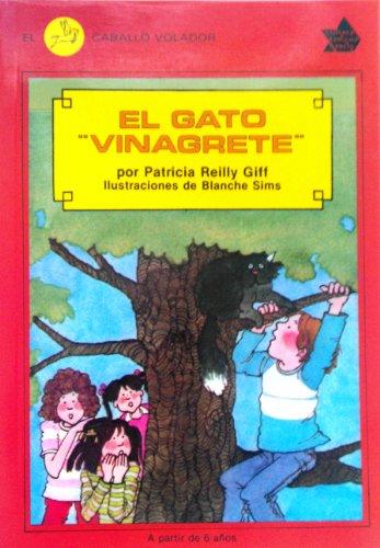 9780922852536: El Gato Vinagrete / Pickle Puss (El Caballo Volador)