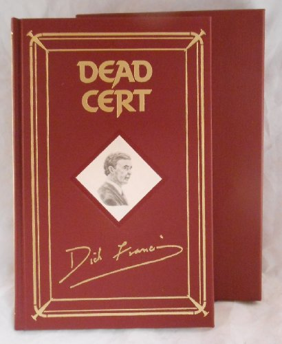 Dead Cert [SIGNED LIMITED Edition - 1 of 26 Lettered Copies]: Francis, Dick
