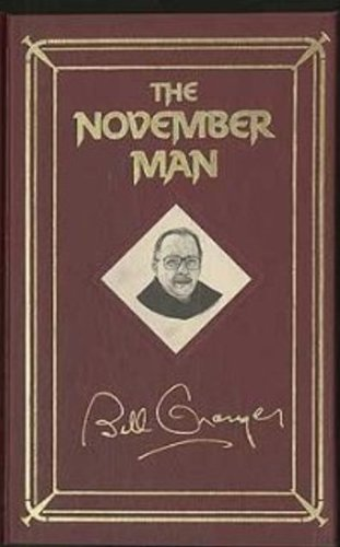 9780922890422: The November Man