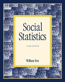Social Statistics with Doing Statistics Using MicroCase: William Fox