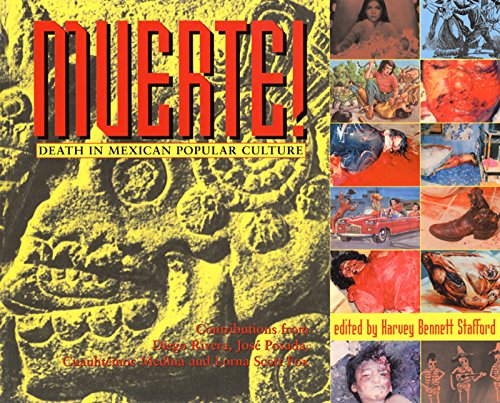 9780922915590: Muerte!: Death in Mexican Popular Culture