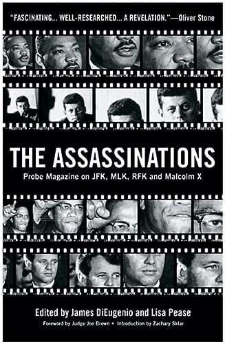 9780922915828: The Assassinations: Probe Magazine on JFK, MLK, RFK and Malcolm X