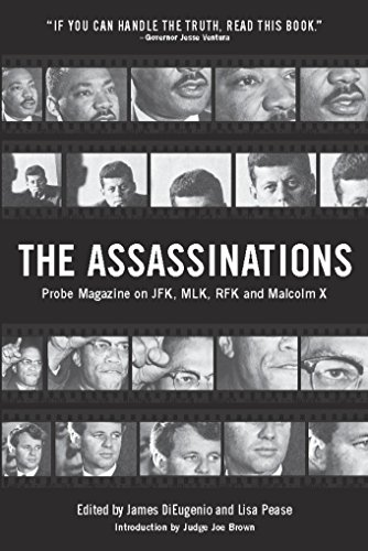 9780922915828: The Assassinations: Probe Magazine on JFK, MLK, RFK and Malcolm X