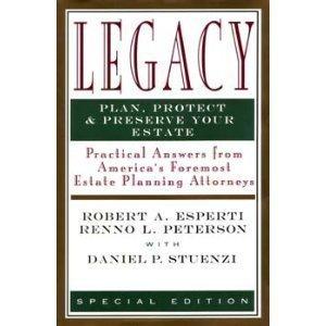 9780922943098: Legacy Plan, Protect & Preserve Your Estate: Plan, Protect & Preserve Your Estate