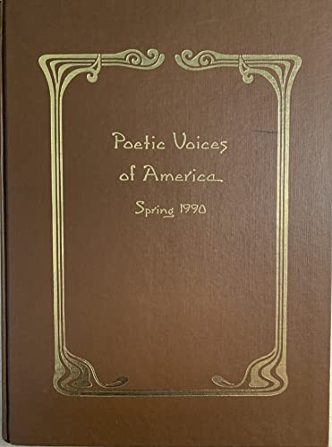 9780923242046: Poetic Voices of America, 1990 (Fall)
