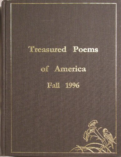 9780923242480: Treasured Poems of America: Fall 96