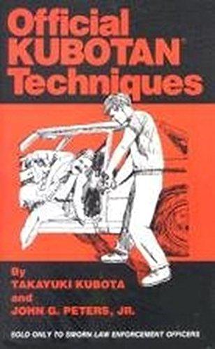 9780923401016: Official Kubotan Techniques