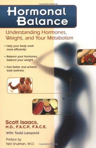 9780923521691: Hormonal Balance: Understanding Hormones, Weight, and Your Metabolism