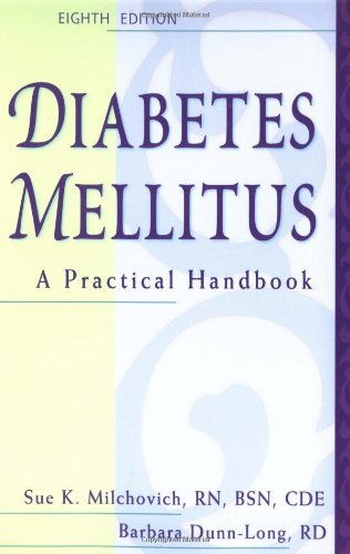 Diabetes Mellitus : A Practical Handbook