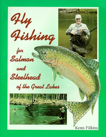 9780923568429: Fly Fishing for Salmon and Steelhead of the Great Lakes