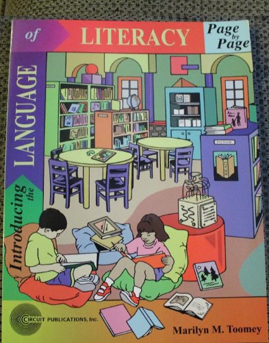 Introducing the language of literacy: Page by: Toomey, Marilyn M