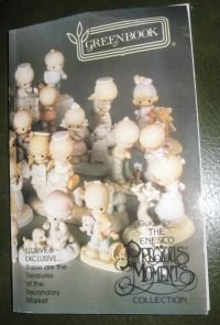 9780923628123: Greenbook Guide to the Enesco PRECIOUS MOMENTS Collection (Greenbook Guide, Seventh Edition)