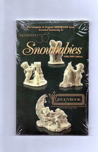 9780923628543: Greenbook Guide to Department 56 Snowbabies with Other