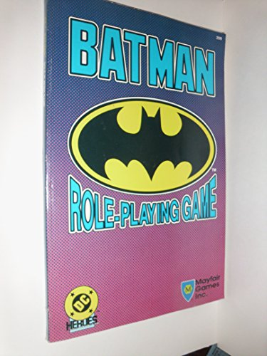 9780923763084: Batman Role-Playing Game