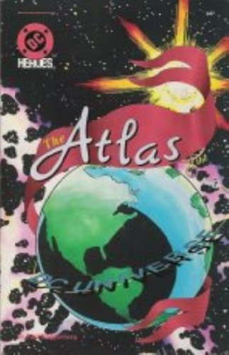9780923763190: Atlas of the DC Universe (DC Heroes RPG)