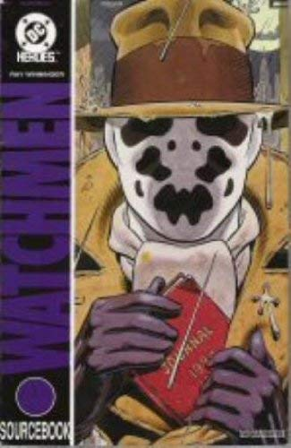 Watchmen Sourcebook (DC Heroes Role Playing Sourcebook)