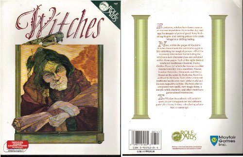 9780923763244: Witches - Role Aids - Dungeons and Dragons Supplement