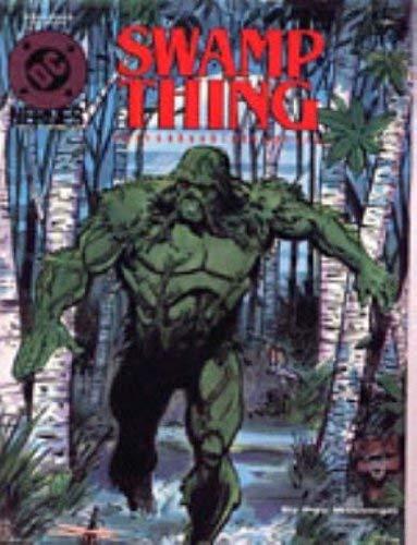 9780923763282: Swamp Thing: Sourcebook/Adventure (DC Heroes)