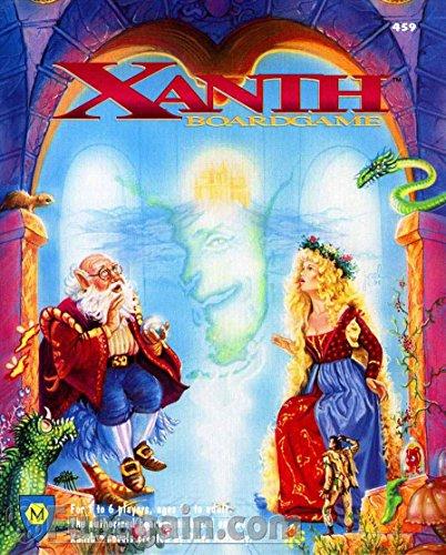 9780923763336: Xanth: The Boardgame [BOX SET]
