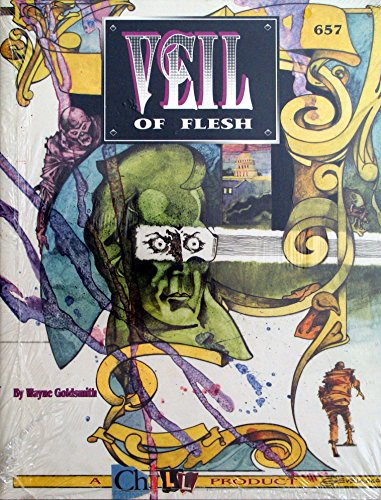 9780923763404: Veil of Flesh (Chill role playing game)