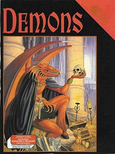 9780923763619: Demons Box Set (Role Aids)