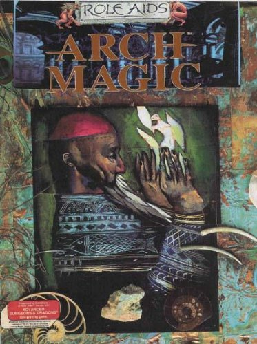 Arch Magic: Advanced Dungeons & Dragons (Role