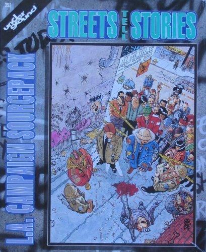 9780923763893: Streets Tell Stories (Underground RPG: LA Campaign Sourcepack) [BOX SET]