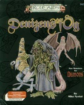 denigenz of Og new monsters for Demons: nystul