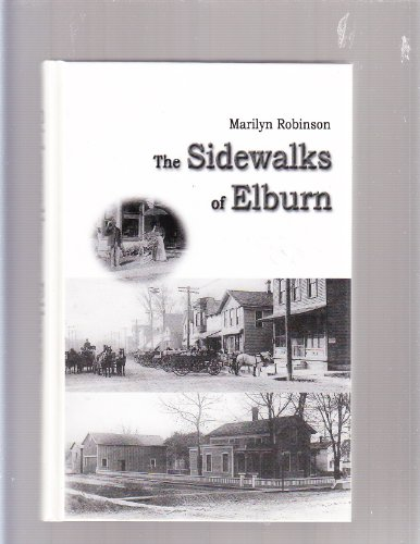 9780923889241: The Sidewalks of Elburn