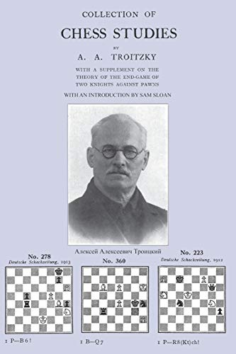 9780923891107: Collection of Chess Studies by Troitzky