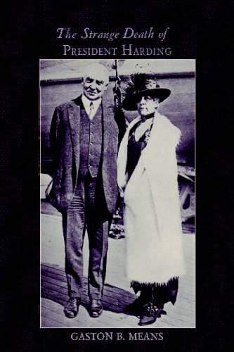 9780923891398: The Strange Death of President Harding