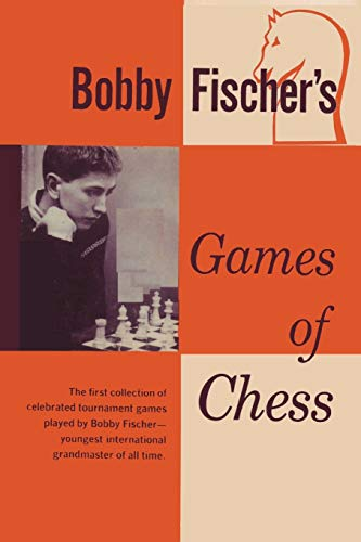 9780923891466: Bobby Fischer's Games of Chess