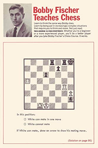 9780923891602: Bobby Fischer Teaches Chess