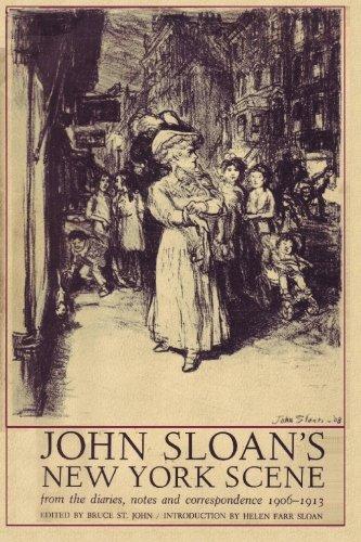 John Sloan's New York Scene (0923891633) by John Sloan; Helen Farr Sloan