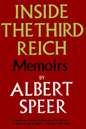9780923891732: Inside the Third Reich