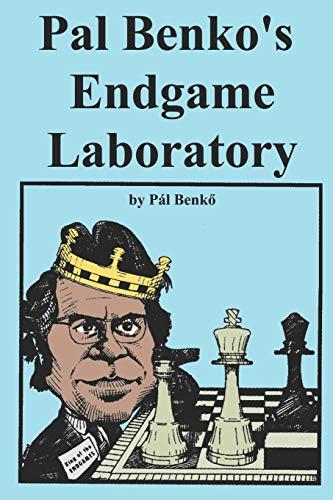 9780923891886: Pal Benko's Endgame Laboratory