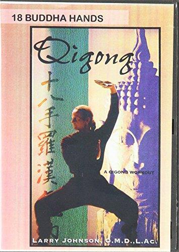 9780924071041: 18 Buddha Hands Qigong (DVD)