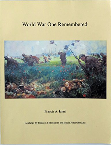 World War One Remembered: Francis A. Ianni