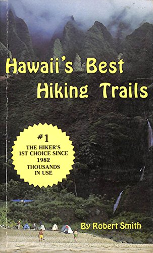 9780924308031: Hawaii's Best Hiking Trails