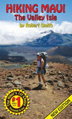 9780924308147: Hiking Maui