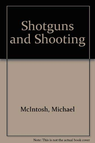 9780924357497: Shotguns and Shooting