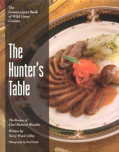9780924357800: The Hunter's Table