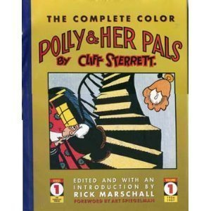 The Complete Color Polly and Her Pals Series 1 Volume 1, 1926-1927