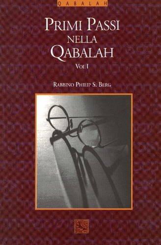 9780924457326: Kabbalah for the Layman (Italian Language Edition, Vol. 1)