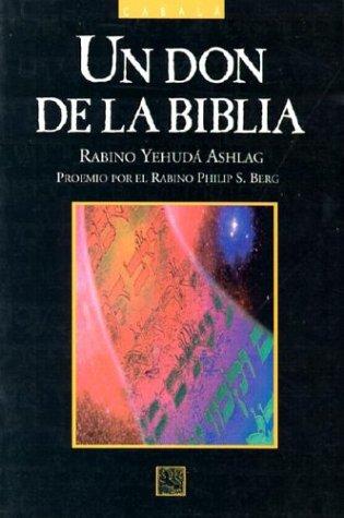 9780924457722: Un Don de la Biblia (Spanish Edition)